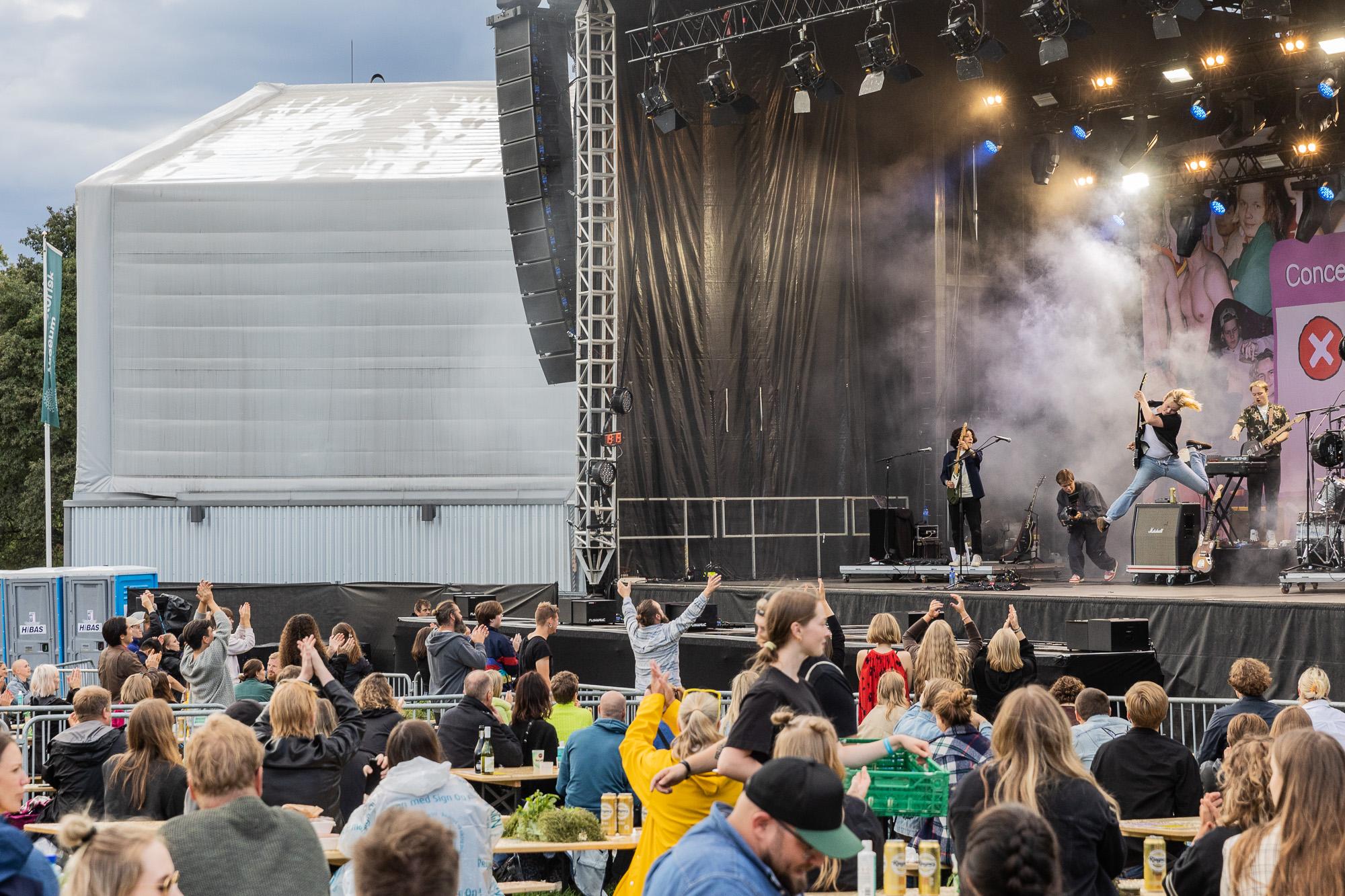 Brenn @ Øya presenterer 2021