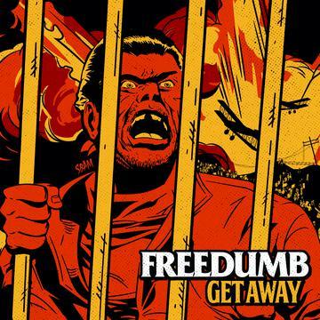 Freedumb Get Away Coverart