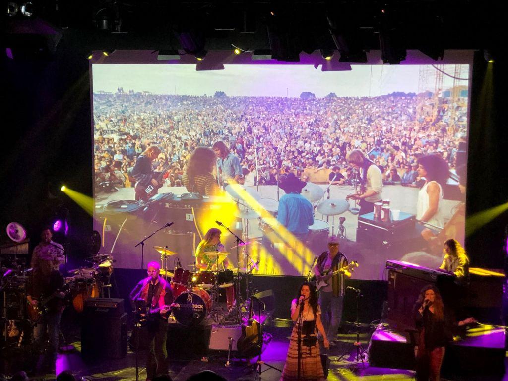 Foto: Ivar Rømo. Woodstock
