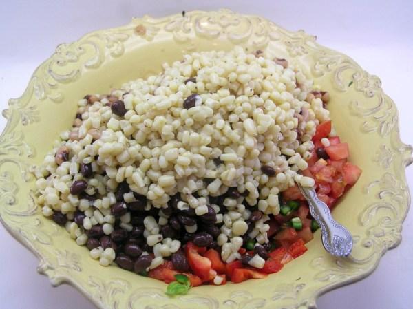Oklahoma Black Bean Caviar