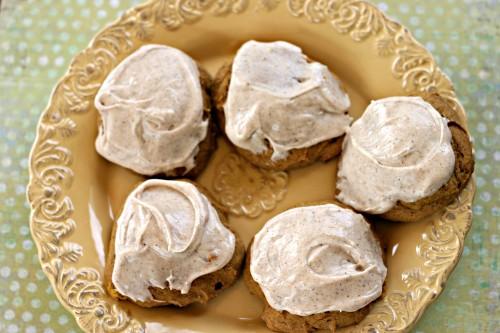 PUmpkin cookies 2