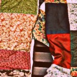 The Making of an Oklahoman Quilt