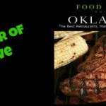My Book, My Baby – The Food Lover's Guide to Oklahoma