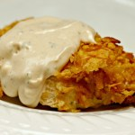Crunchy Baked Chicken – The Dish That Made Mr. Wonderful Put Away the Cheetos