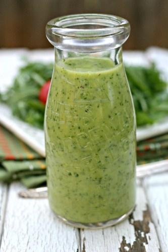 Avocado Citrus Salad Dressing 2