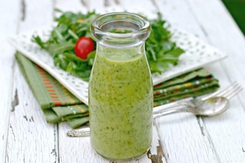 Avocado Citrus Salad Dressing 3