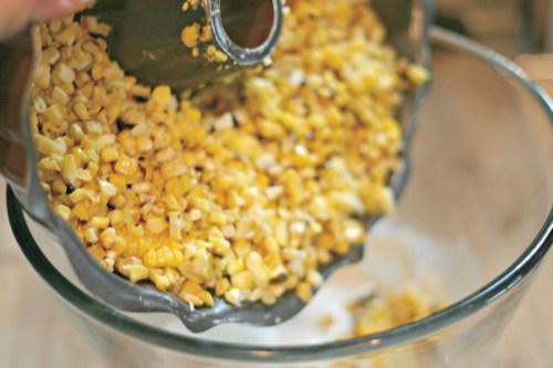 bundt pan corn on the cob