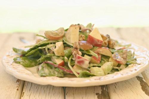 Kale waldorf recipe