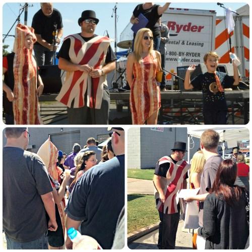 Baconfest Tulsa costume
