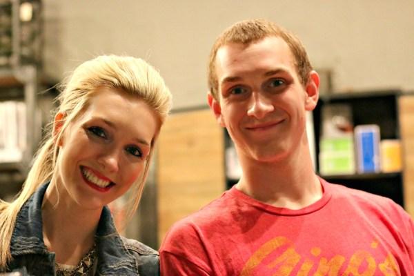 Tori Nichols and Conner Nichols