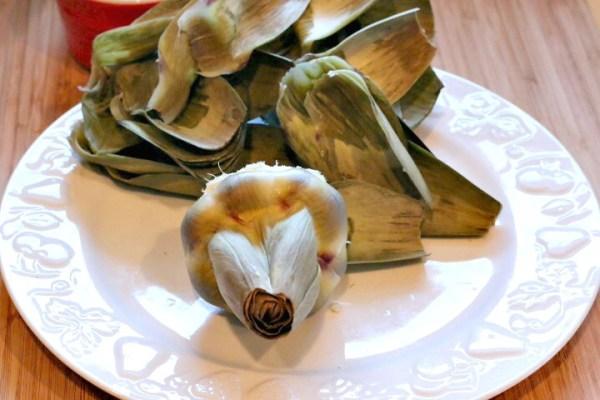 artichoke heart