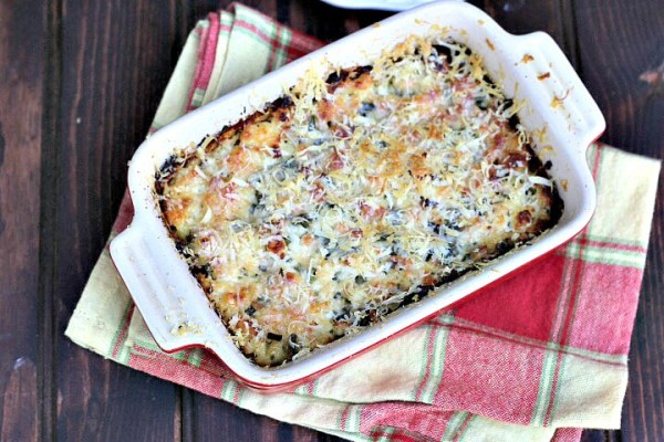 Baked Herbed Ricotta C heese
