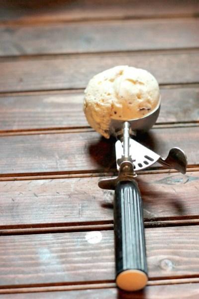 Heath bar crunch ice cream