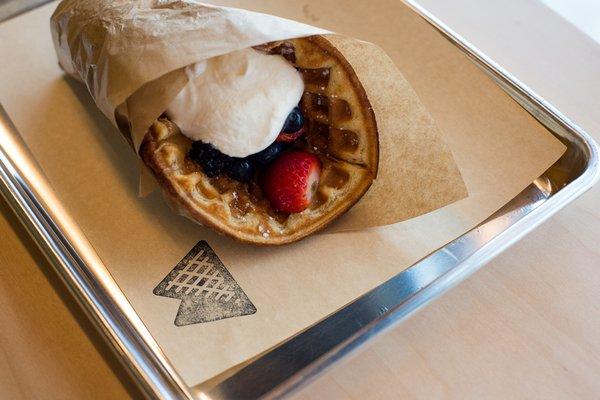 Dessert Waffle Champion