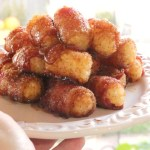 Chipotle Bacon Wrapped Tater Tots