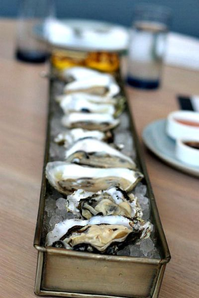 oysters at The Drake OKC Oklahoma City