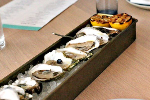 Oysters The Drake OKC Oklahoma City restaurant