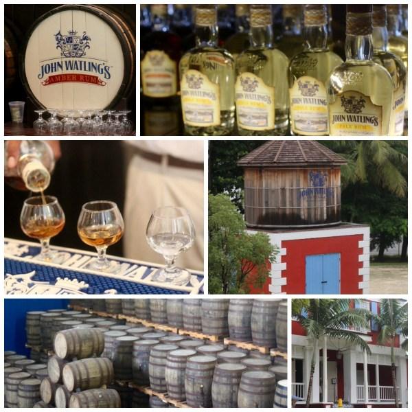 John Watlings Rum Distillery
