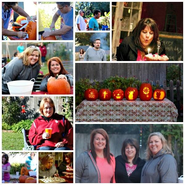 Johnstonbaugh Party Collage
