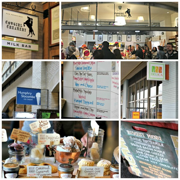 Ferry Building eateries