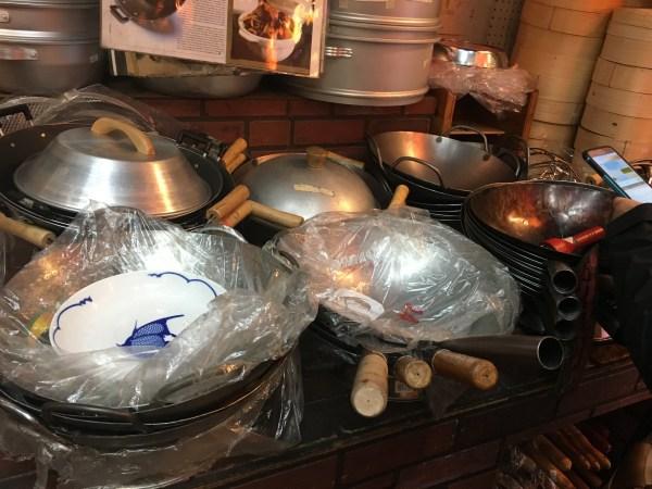 woks at the wok shop san francisco