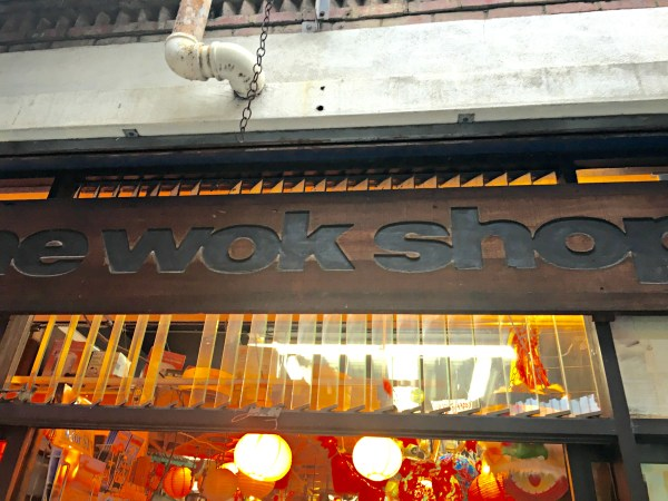 The Wok Shop San Francisco