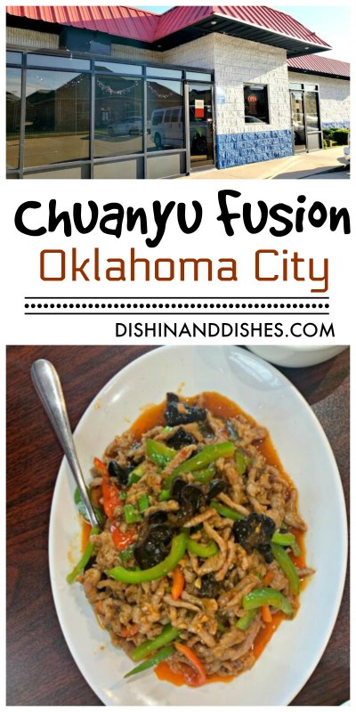 Chuanyu Fusion Oklahoma City - Dishin & Dishes