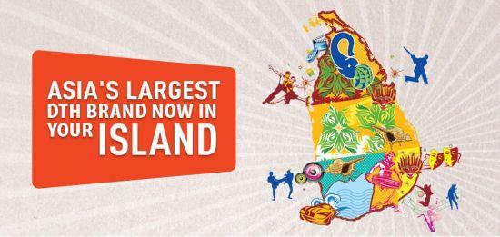 Dish TV Sri Lanka