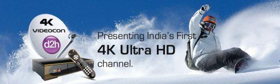 Videocon D2H Package List