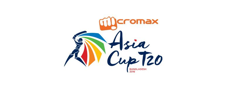 Asia Cup 2016 Live