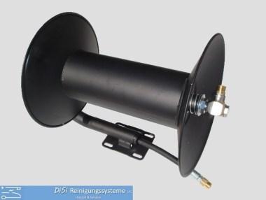 Hochdruck-Schlauchaufroller-Schlauchtrommel-Stahl-pulverbeschichtet
