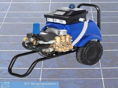 Photovoltaik-Reinigungsset-Solar-Hochdruckreiniger-KM300
