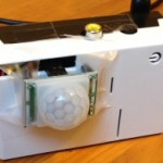 Raspberry Pi 3G PIR sensor