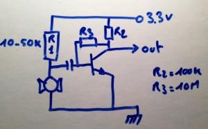 arduino microphone circuit