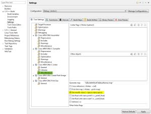 Eclipse & nRF52 create a native project - disk91 com