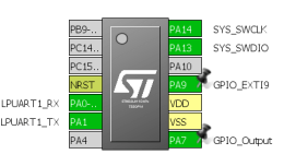 STM32 and Low Power Mode - disk91 com - technology blogdisk91 com