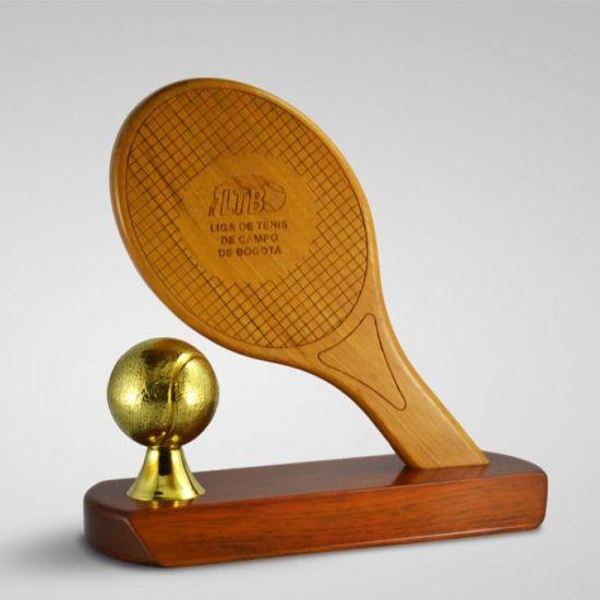 Trofeos en Bogota Tenis LTB