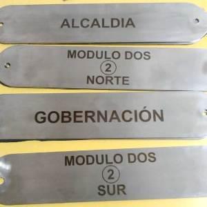 Grabado Láser en Bogotá Platinas