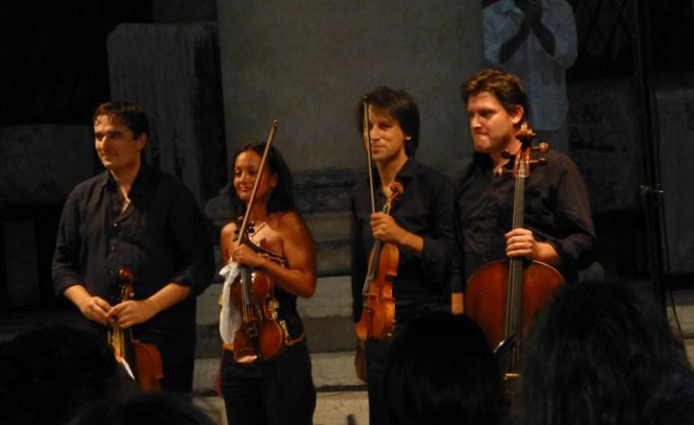 verona concerto quartetto archi energie nove