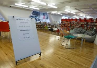 verona biblioteca civica spazio bimbi dopo estate