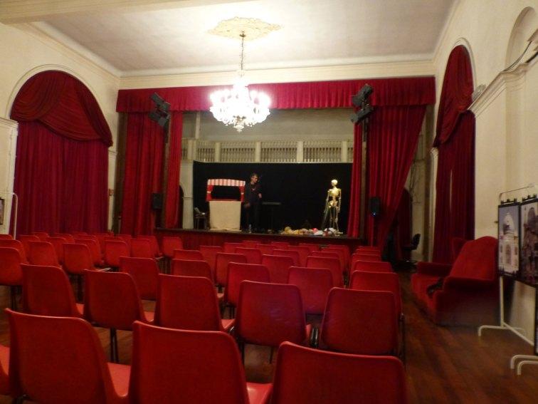 scheda acessibilità disabili piccolo teatro di giiulietta verona