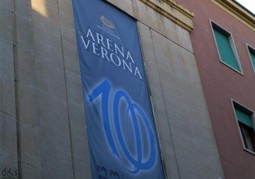 manifesto arena di verona centenario areniano aida bicentenario giuseppe verdi