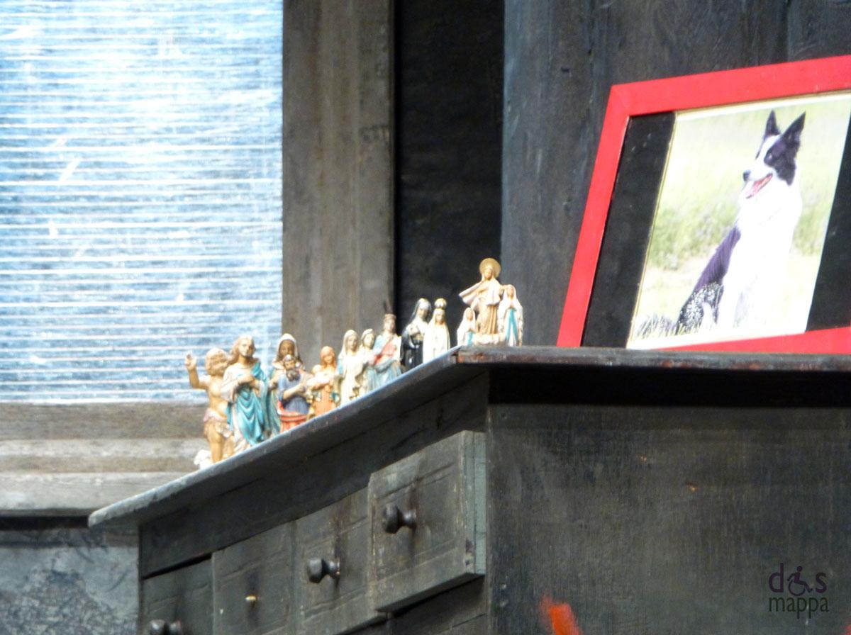 Occidente Solitario di Martin Mcdonagh regia di Jaun Diego Puerta Lopez Per la rassegna L'altro teatro al Camploy di Verona, con Claudio Santamaria, Filippo Nigro, Massimo De Santis e Azzurra Antonacci
