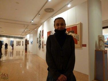 Giulia Sillato Foto Mostra a Verona: Il metaformismo - Nuova visione storico - critica dell'arte contemporanea italiana