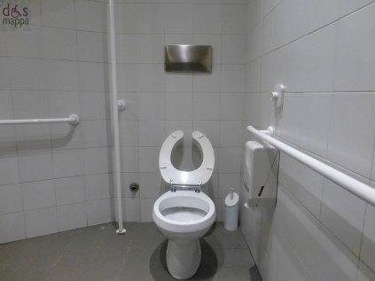 bagno attrezzato per persone disabili - teatro nuovo di verona
