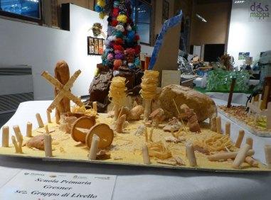 Pane e pasta - Mostra concorso dei presepi con materiali riciclati a Palazzo della Ragione Verona