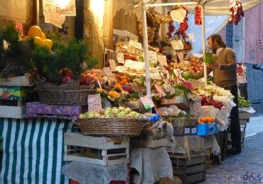 frutta e verdura in centro, via fama, verona