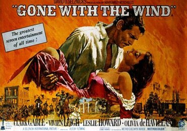manifesto via col vento gone with the wind poster