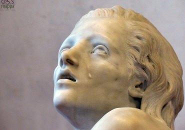 """statua al Museo degli Affreschi """"Giovanni Battista Cavalcaselle"""" alla tomba di Giulietta"""