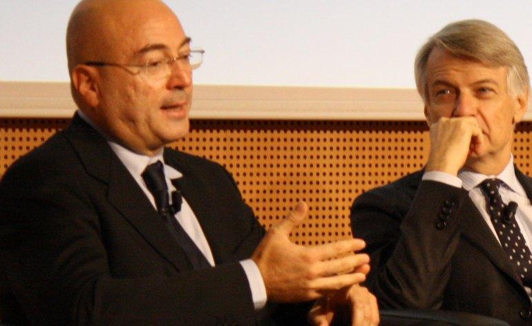 L'italia s'è ridesta Presentazione multimediale a Verona del libro di Aldo Cazzullo, giornalista del Corriere della Sera.